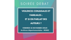 191115 soiree debat violences conjugales